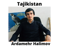 "Ardamehr Halimov, State Scientific Institution ""Center for the Study of Glaciers"", Academy of Sciences of the Republic of Tajikistan"