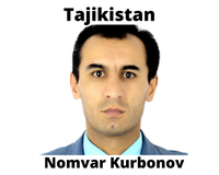 Nomvar Kurbonov, National University of Tajikistan