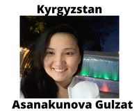 Asanakulova Gulzat, Institute of Water Problem & Hydropower Engineering of the Academy of Sciences of the Kyrgyz Republic