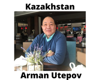 Arman Utepov, Academy of Public Administration Under the President of the Republic of Kazakhstan