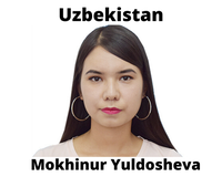 Mokhinur Yuldosheva, Tashkent Institute of Irrigation and Agricultural Mechanization Engineers
