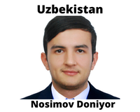 Nosimov Doniyor, Tashkent Institute of Irrigation and Agricultural Mechanization Engineers