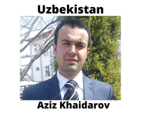Aziz Khaidarov, Tashkent Institute of Irrigation and Agricultural Mechanization Engineers