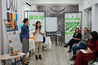"""Eco-Kiim"" - ecological sewing workshop for sewing clothes wholesale from eco-fabrics in Almaty"